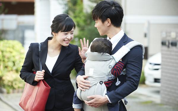夫婦共働きの家事・育児分担のコツとは?共働きで派遣スタッフになるメリットは?