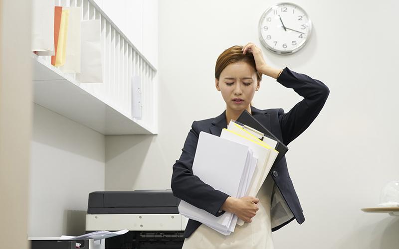 仕事のストレス、みんなはどうしている?_1