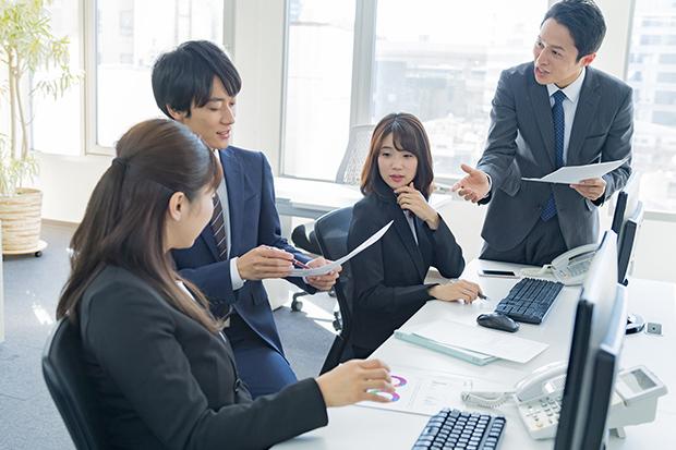 「このままでいいのかな…」事務職が抱える人間関係や給料の悩み、将来に対する不安解消のための5つのヒント_2_3