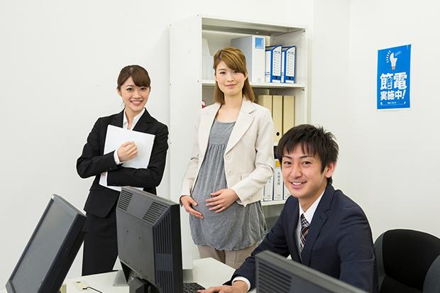 妊娠を会社に報告する時期はいつ?働く女性に聞いた!産休に入るまでの働き方アンケート_4