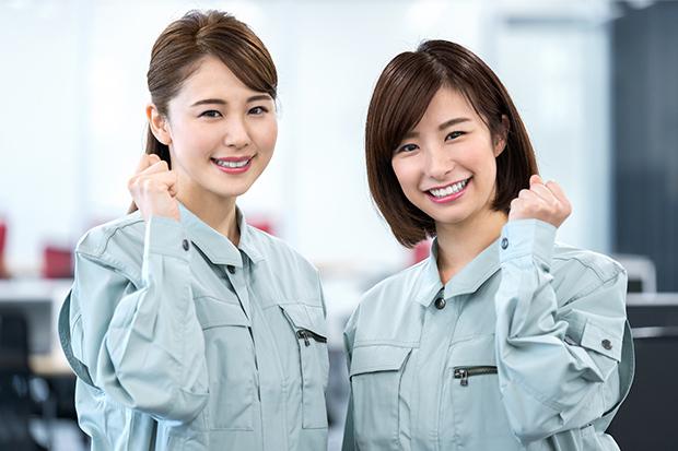 工場勤務は女性も多い!?女性が活躍している製造の仕事の現場を解説