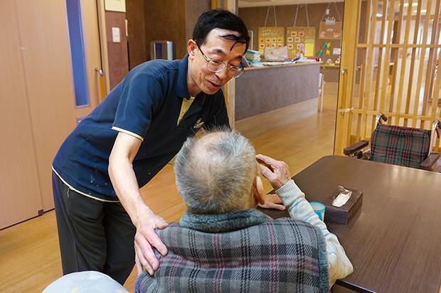 58歳で未経験から介護の仕事に挑戦!人生をポジティブに生きるために選んだ、今の働き方_3