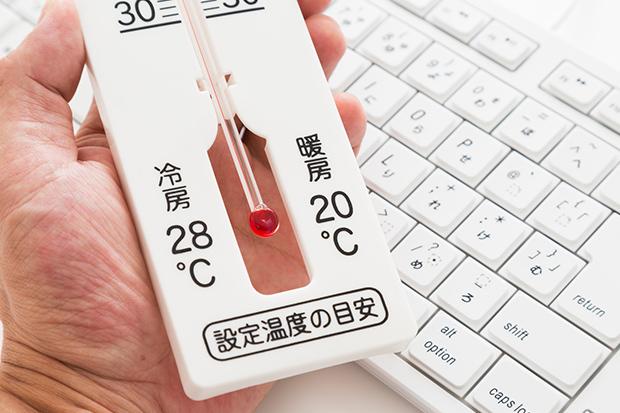 冷房病(クーラー病)の症状にはご用心!自分でできるオフィスの冷房対策とは?_3