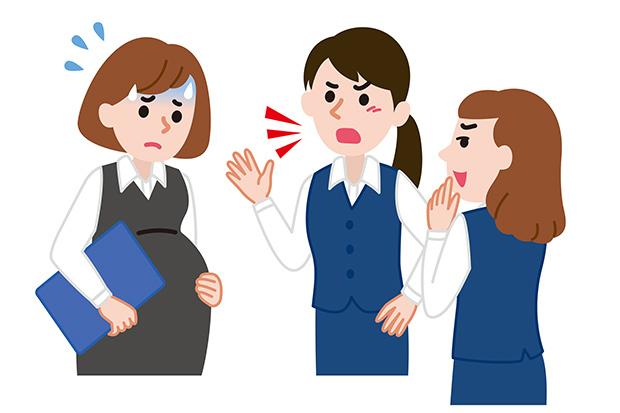 セクハラ、ジェンハラ、マタハラ…職場で起きやすい男女間のハラスメントとその対処法_5