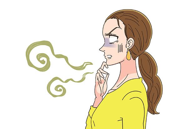 体臭、口臭、たばこ、香水など職場のニオイ、どうしてる?ストレスを溜めないスメハラ対策とは?_4