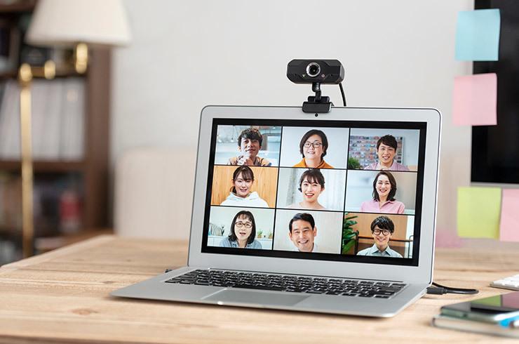 テレワークで注目されるオンライン会議とは?メリットやコツを紹介