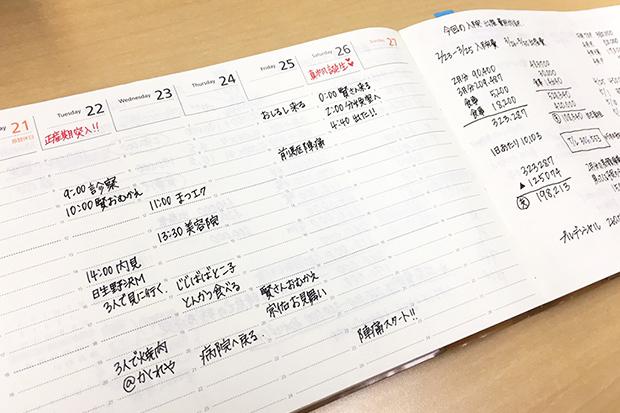 手帳の使い方を工夫して、 仕事にもプライベートにも徹底活用! デキる人の手帳術_2_4
