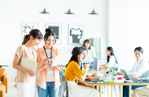 従業員の声が必要不可欠!職場環境改善の効果とは?
