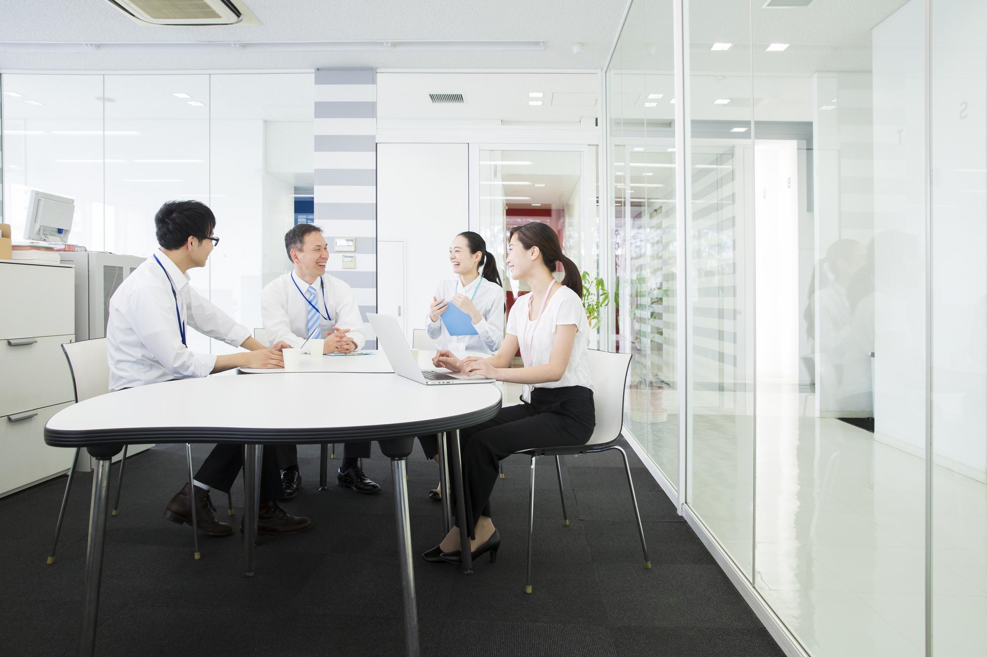 導入企業が増加中。新しい働き方を実現させるフリーアドレスとは_3
