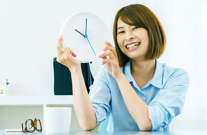 フレックスタイム制と時差出勤はどう違うの?_6
