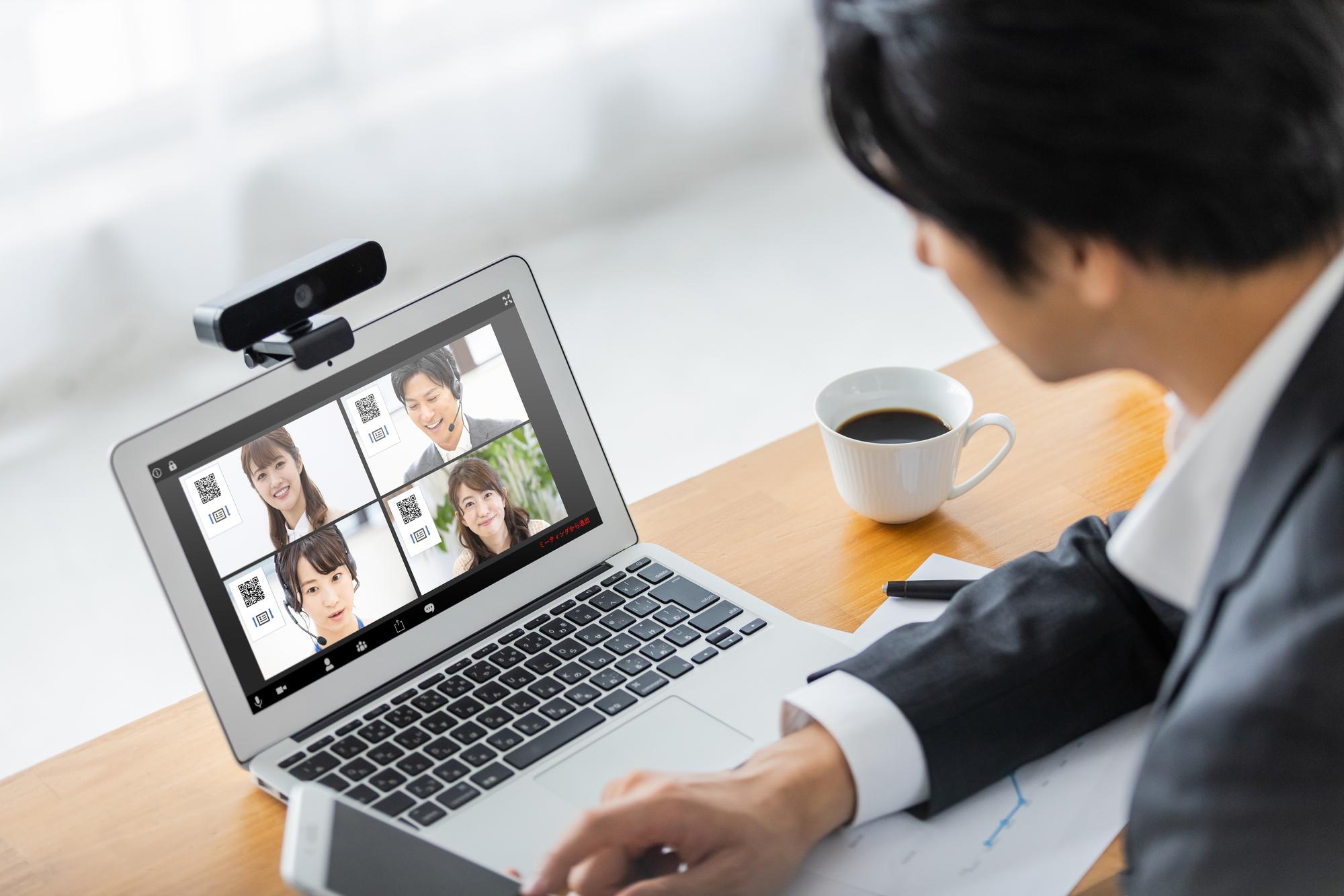 新しい働き方には必須。ビジネスマン注目のオンライン名刺交換とは_1