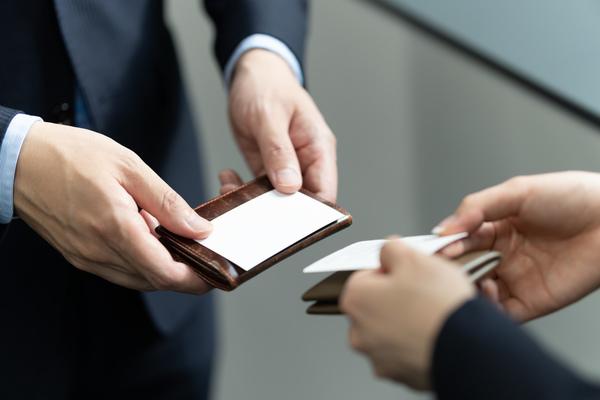 新しい働き方には必須。ビジネスマン注目のオンライン名刺交換とは