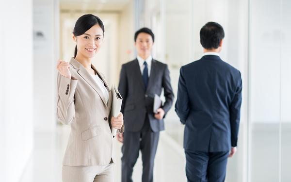 派遣から正社員になるキャリアステップ